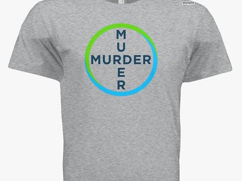 Bayer Murder Logo Tee