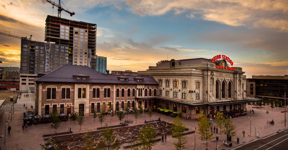 The Crawford Hotel at Union Station   Denver, Colorado