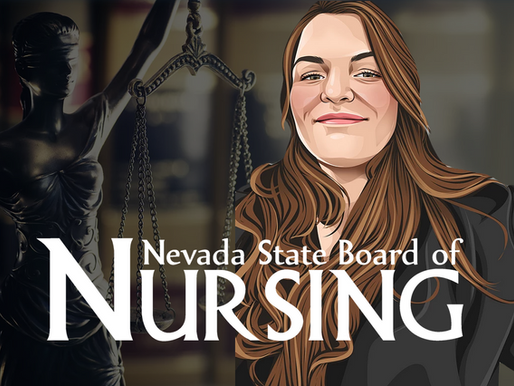 Complaint Filed Against Amber Federizo with the Nevada State Board of Nursing