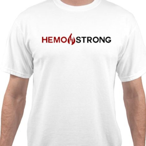 Mens HEMO STRONG T-Shirt