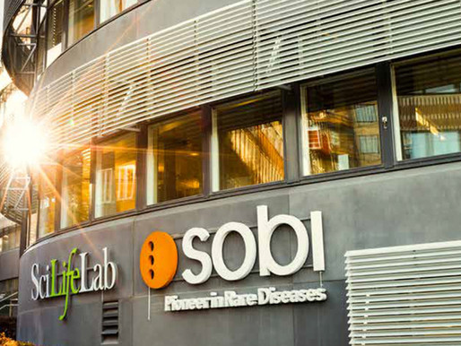 Sobi to Partner with Sanofi on New One a Week Factor Product
