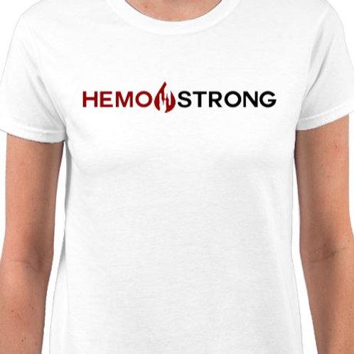 Ladies HEMO STRONG T-Shirt
