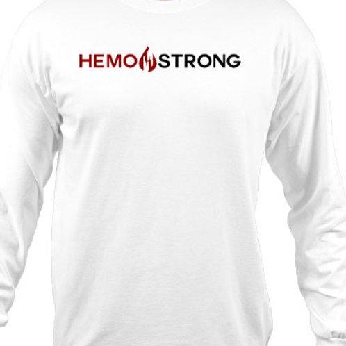 HEMO STRONG Long Sleeve T-Shirt