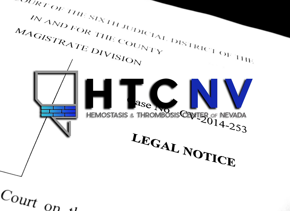 Hemostasis & Thrombosis Center of Nevada (HTCNV)