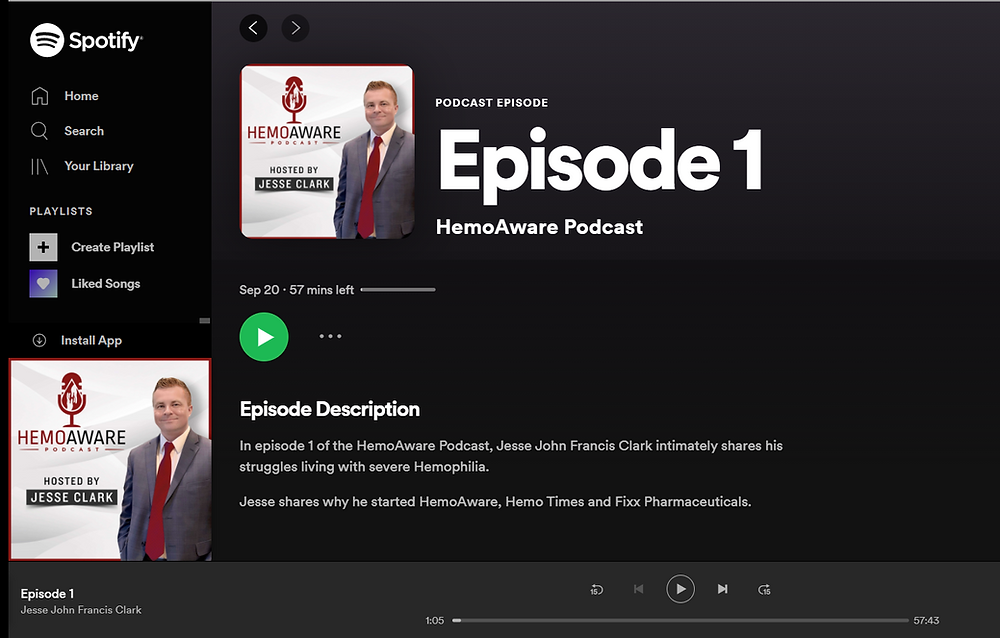 HemoAware Podcast