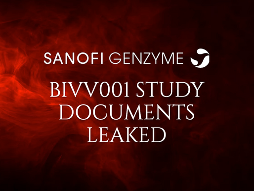 Bioverativ Therapeutics BIVV001 Study Documents Leaked