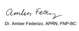 Amber Federizo