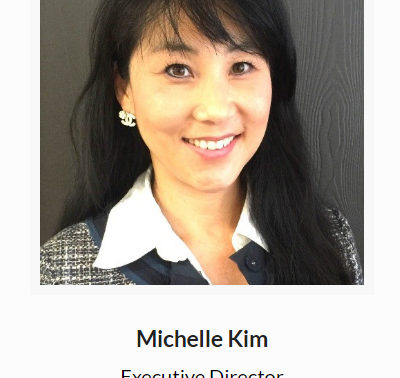 Michelle Kim of Hemophilia Foundation of Southern California is a Joke!