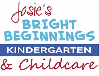 Josies bright beginnings kindergarten and childcare hillside logo