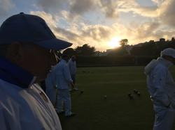 Sunset at Norfolk