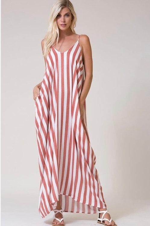 Stripe Sundress