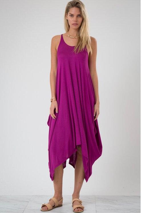 Harem Handkerchief Dress