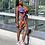 Thumbnail: Tie Dye Muscle Skirt Set