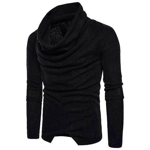 Cowl Neck Turtleneck