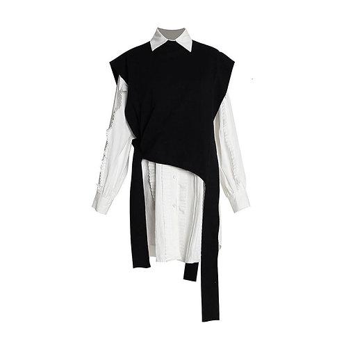 Open Side Sweater Vest