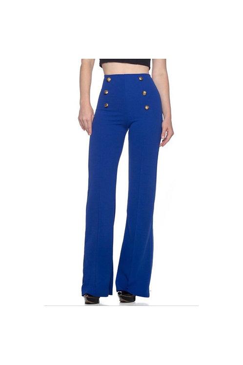 Sailor Wide Leg Pants