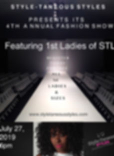 #firstladyfashionshow