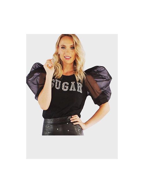 Sugar Balloon Sleeve Top