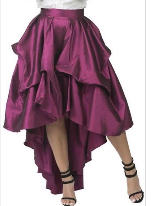 Hi Low Tack Skirt