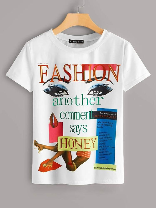 Fashion Graphic Tee