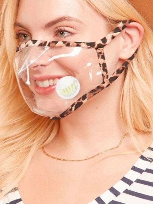 Clear Face Mask