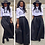 Thumbnail: Flared A-Lined Maxi Skirt
