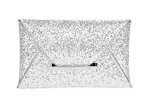 Glitter Sequins Handbag Party Evening Envelope Clutch Purse Wallet