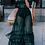 Thumbnail: Mesh Off Shoulder Maxi Dress