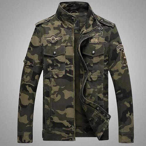 Military Camouflage Jacket