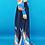 Thumbnail: Long Printed Maxi Dress
