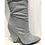 Thumbnail: Slouchy Rhinestone Embellished Boots