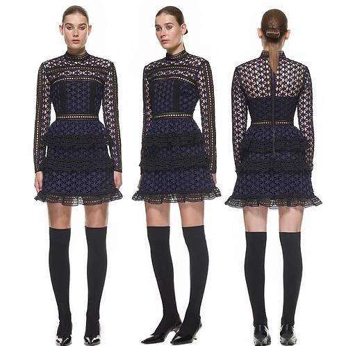 Luxury Elegant Line Dress