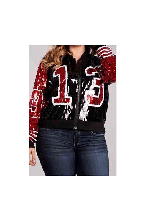 #13 Sequins Jacket