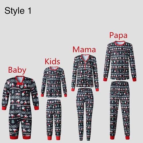 Family Pajama Matching Sets/Onesies