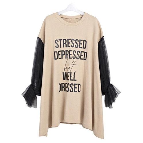 OverSized Well Dress Tunic