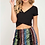 Thumbnail: Multi Colored Sequin Shorts