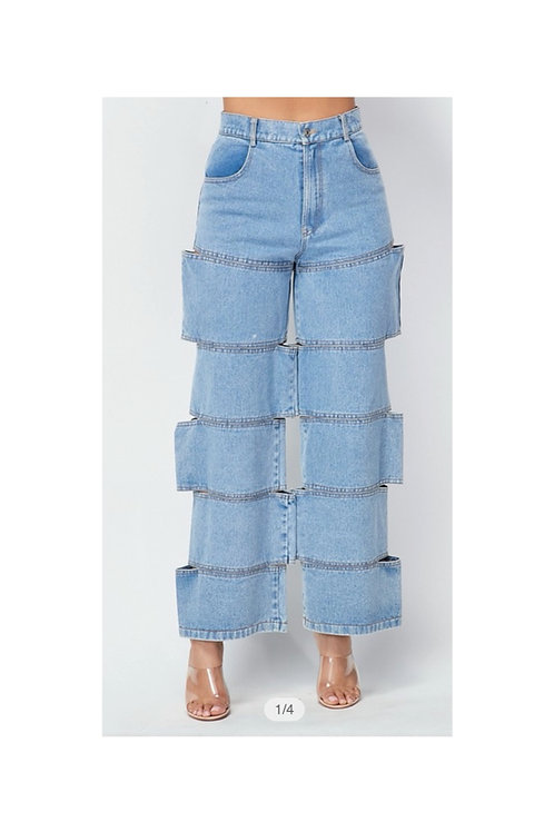 Bucket Jeans