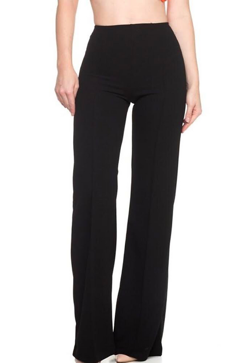 Wide High Waist Pants