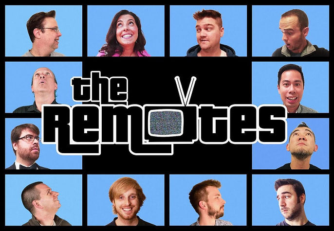 The Remotes, L.A.'s only TV theme song band
