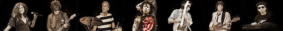 Mick Adams and The Stones® banner