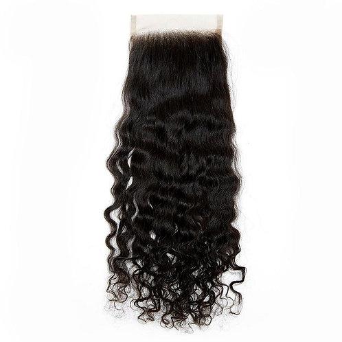 Fortunate Curly Closure