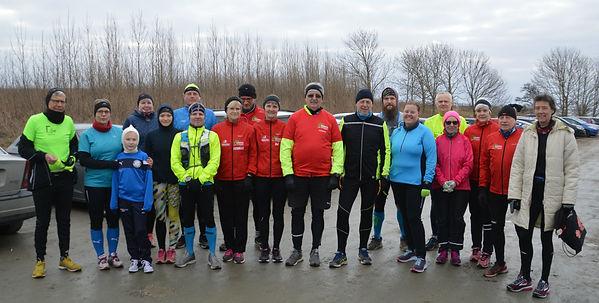 Gåsetårn Marathon 18.02.18