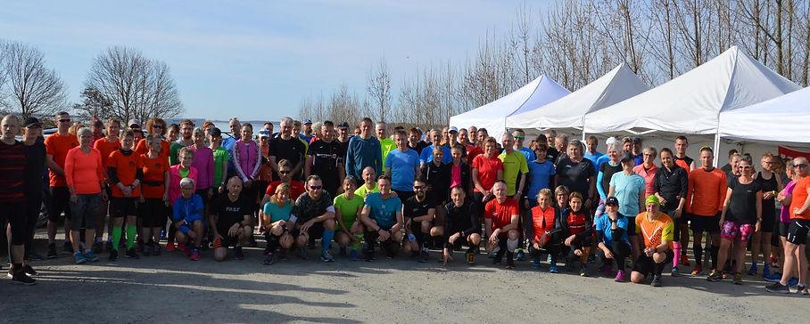 Gåsetårn Marathon 22. April 2018