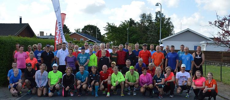 Gåsetårn Marathon 31.12.17 Nytårs løb