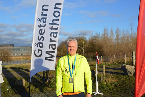 Stefan Petersen marathon nr. 100