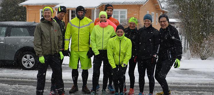 Gåsetårn Marathon 11. Marts 2018