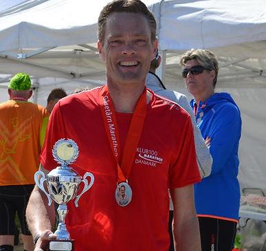 Bo Johansen marathon nr. 100