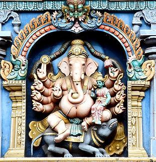 ganesha-parvathi-devi-madurai-meenakshi-