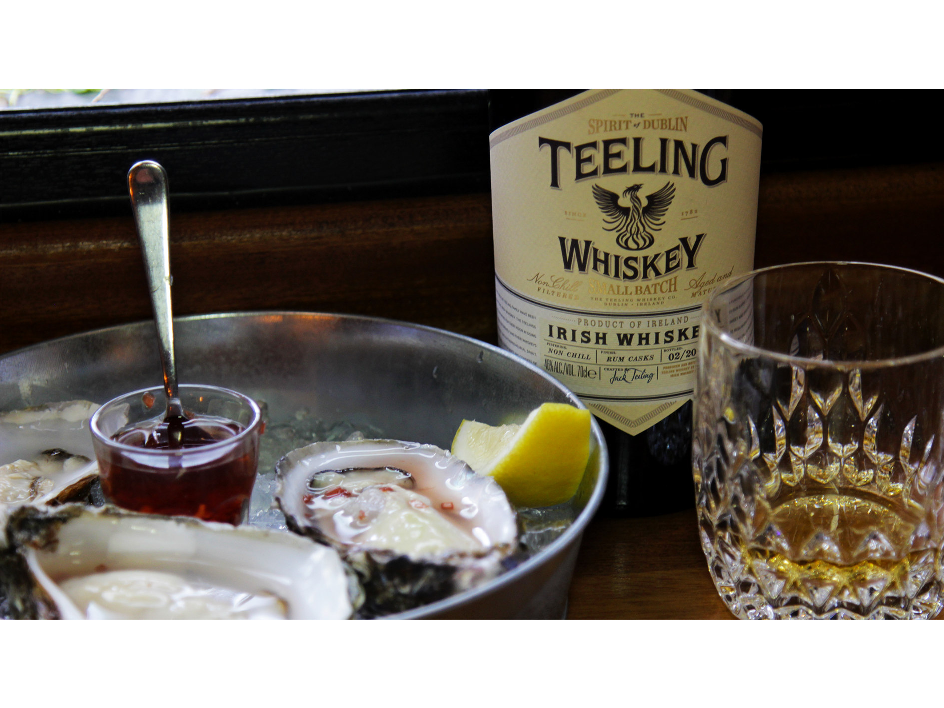 Whiskey & Oysters