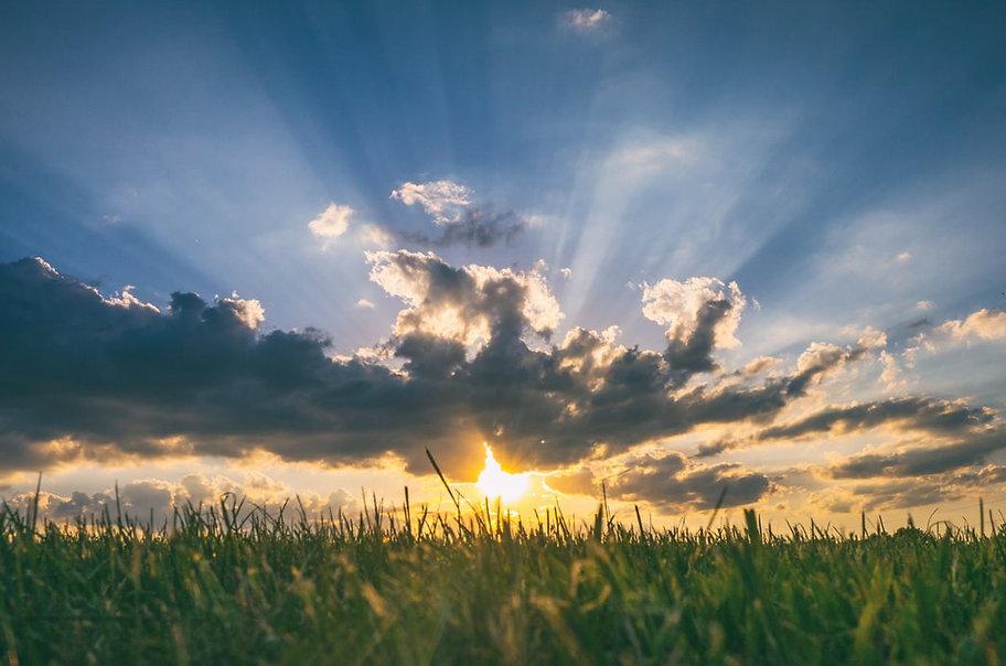 slunce, klid, psychologie, kouc